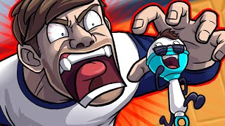 THE ULTIMATE RAGE!! - Garry's Mod Prop Hunt Funny Moments