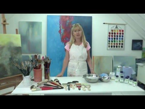 Schmincke Tipp: Die richtige Reinigung und Pflege von Künstlerpinseln