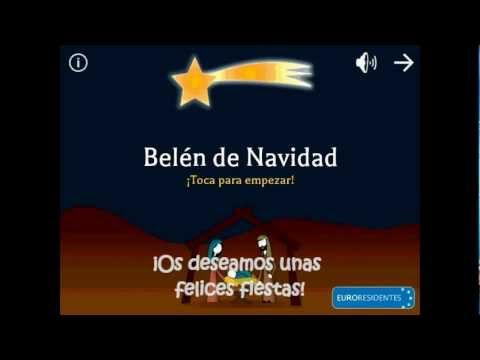 Video of Christmas Nativity Scene