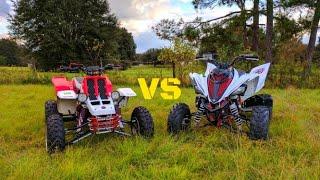 5. Yamaha Banshee 400 stroker vs Yamaha Raptor 700R