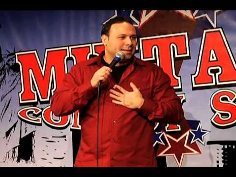 Mixtape Comedy Show - Mark Viera (Pt. 1)