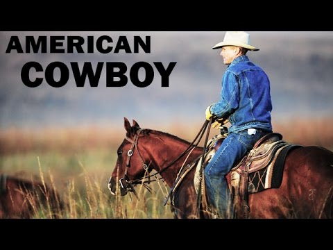 American Cowboy | Traditional American Way of Life | Documentary | 1950
