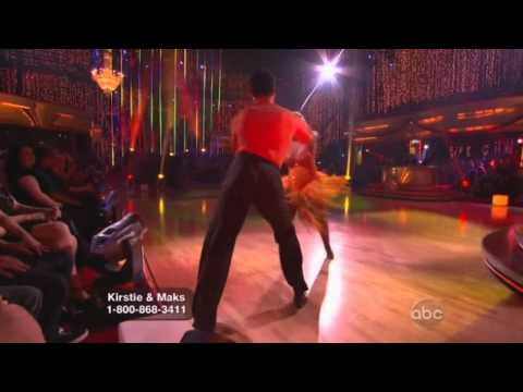 OEyeCu812 - Kristie Alley and Maksim Chmerkovskiy Dancing with the Stars final samba.