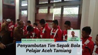 Jawara Gala Siswa Indonesia  2019 Disambut Istimewa di Aceh Tamiang