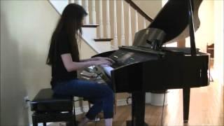 Video Yeh Raat Bheegi Bheegi - Piano Cover download in MP3, 3GP, MP4, WEBM, AVI, FLV January 2017