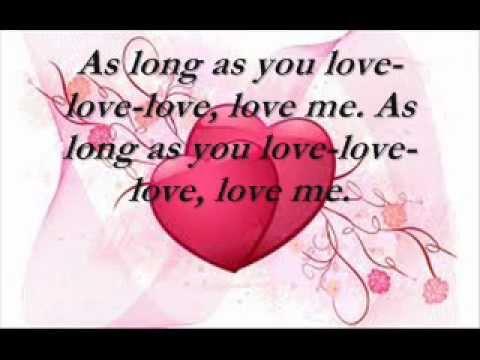 As Long As You Love Me by Justin Bieber lyrics video