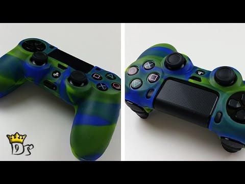 Schutz für deinen Controller? - Silikon Schutzhülle - PS4 Controller - Dr. UnboxKing - Deutsch