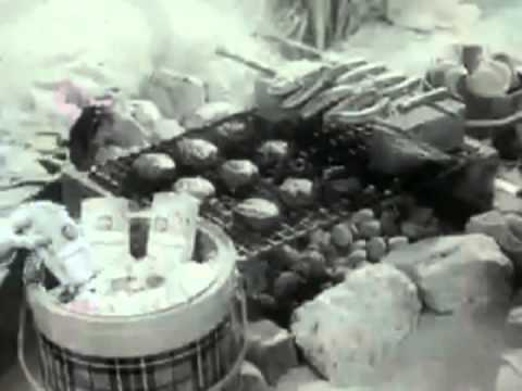1950's Budweiser Beer Commercial