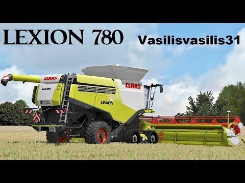 lexion 780