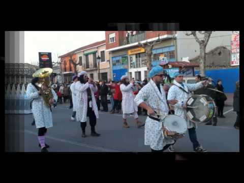 Carnavales Arevalo 2013