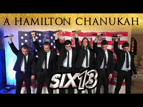 A Hamilton Chanukah (with introduction from President Barack Obama)