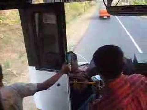 Blitar bus