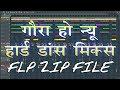 Gaura Ho New Hard Dance Mix (Djsani) FLP ZIP FILE