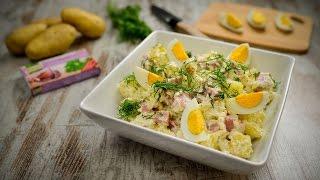 Descasque as batatas e corte em cubinhos