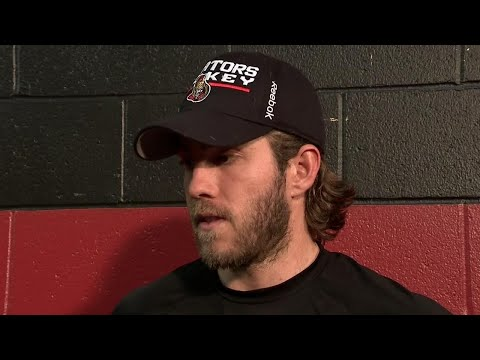 Video: Hoffman and Senators just trying to