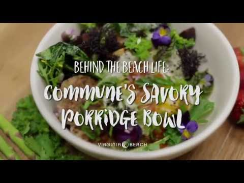 Commune's Savory Porridge Bowl