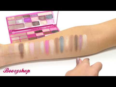 I Heart Makeup I Heart Makeup Chocolate Palette Chocolate Love