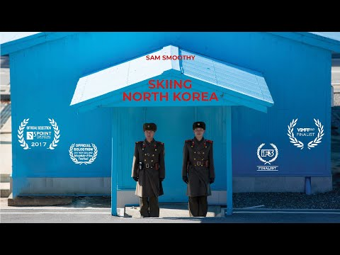 North Korea Ski Trip