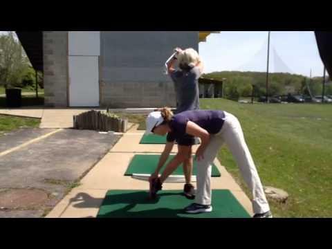 lesson golf Cameron dee