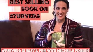 Author Michelle Fondin Read the Wheel of Healing with Ayurveda