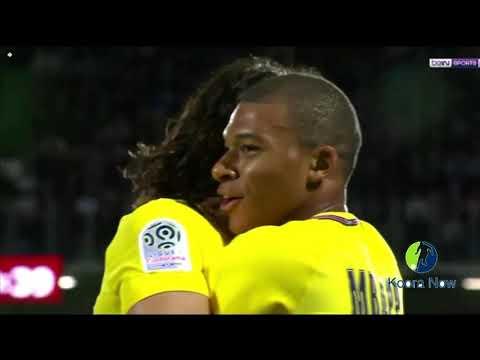 Metz vs Paris Saint Germain 1-5 all gouls& 8-9-2017 HD