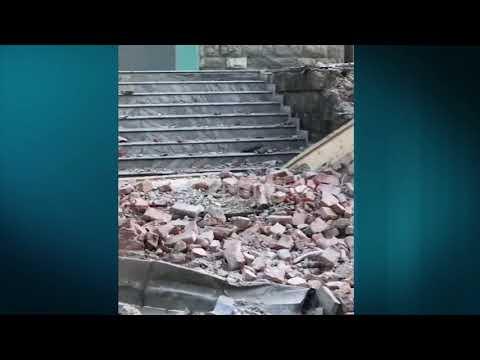 Video - Σεισμός άνω των 5 Ρίχτερ στην Αλβανία