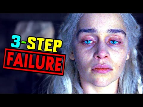 Game of Thrones — How to Betray the Audience in 3 Steps   Anatomy Of A Failure