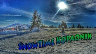 Gopro Snowtime 2015   Kopaonik