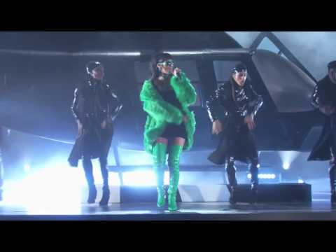 Bitch Better Have My Money Live At The 2015 iHeartRadio Music Awards Explicit