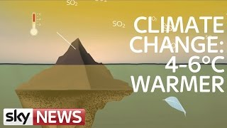 What Happens If The World Warms Up By 5°C?