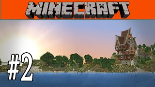 Minecraft - Nether Adventures and Lake Tour!  #2