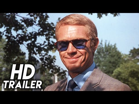The Thomas Crown Affair (1968) ORIGINAL TRAILER [HD 1080p]