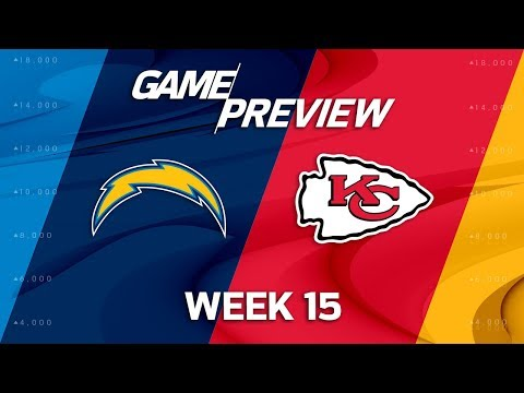 Video: Los Angeles Chargers vs. Kansas City Chiefs | NFL Week 15 Preview | MTS