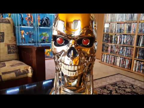 Terminator 2 Blu Ray Bust Review