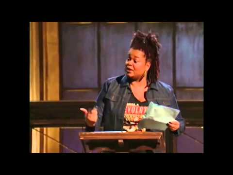 Def Jam Poetry - Jill Scott - Nothing is for Nothing