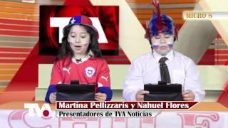 Micro Noticias 8 TVA COMENTA!