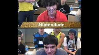 Nintendude vs Chillindude at CW6
