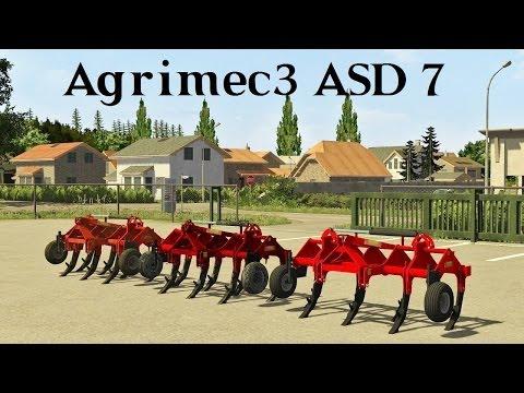 Agrimec 3 ASD 7 v1.0