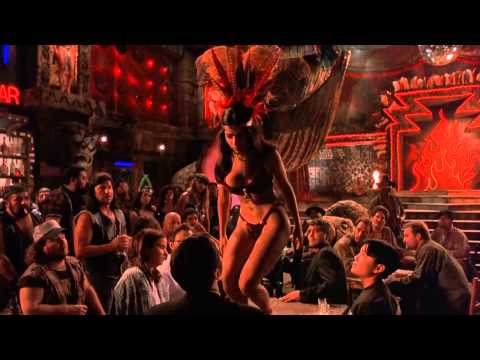 From Dusk Till Dawn 1996 Salma Hayek (HD)