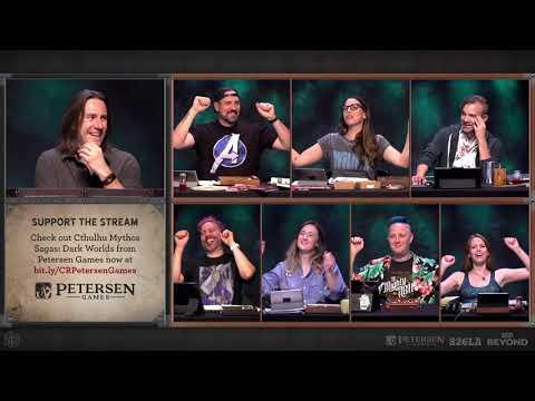 Critical Role Campaign 2, Episode 108 - Widojest Compilation