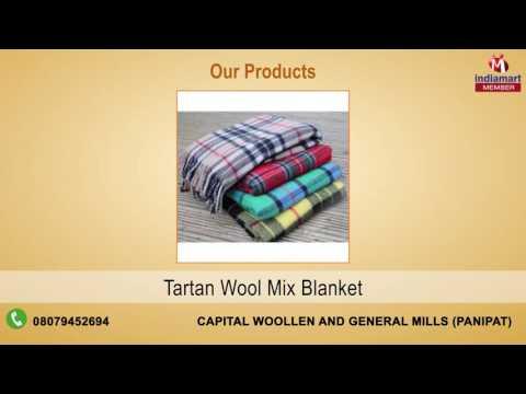 Capital Woollen And General Mills