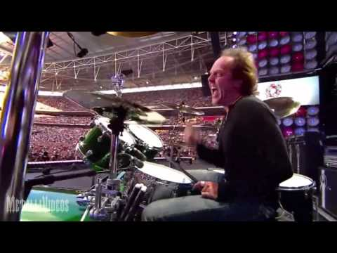 Metallica - Enter Sandman - Live Earth 2007