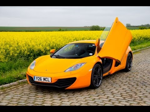 autoblogger - McLaren first supercar after the iconic McLaren F1. Ultra-high-tech, 625 ps and lightning fast. http://www.autoblog.nl/nieuws/mclaren-mp4-12c-rijtest-en-vide...