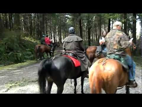 On the Trail: Competitive Mounted Orienteering (видео)
