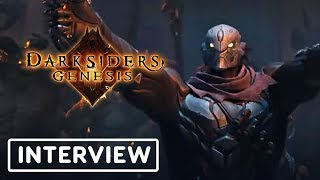 Darksider Genesis Isn't What You Think It Is - Gamescom 2019 by IGN