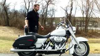 10. 2007 Harley Davidson Road King Custom
