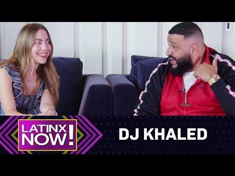 DJ Khaled Loves Latino Culture | Latinx Now! | E! News