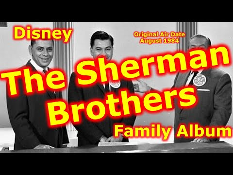 The Sherman Brothers - Disney Family Album