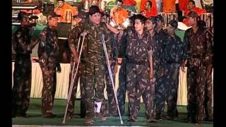 Kandhon Se Milte Hain Kandhe Patriotic dance by swaminarayangadi  Ravi sayta