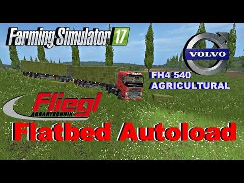 Fliegl Universal Semitrailer UAL v1.0